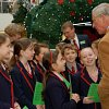 Singing for HRH Prince Charles